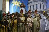 Рождественский утренник воскресной школы Михаило-Архангельского собора Кокшетау 2020 год