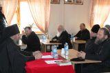 Епархиальное собрание духовенства Кокшетауской епархии 20.03.2019