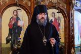 Патриаршее поздравление епископу Кокшетаускому Серапиону с 55-летием со дня рождения