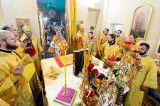 Предпразднство изнесения честных древ Животворящего Креста Господня 13.08.2019