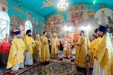 Предпразднство изнесения честных древ Животворящего Креста Господня