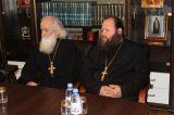Состоялось заседание Епархиального совета Кокшетауской и Акмолинской  епархии 30.05.2018