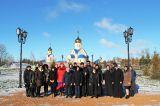 Третий съезд православной молодежи Кокшетауской и Акмолинской епархии 31.10.2018