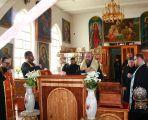 Епископ Кокшетауский и Акмолинский Серапион совершил объезд города Кокшетау со святынями кафедрального Михаило-Архангельского собора Кокшетау