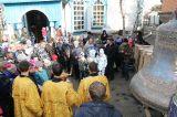 В праздник Входа Господня в Иерусалим состоялось освящение колоколов для строящегося Воскресенского собора 09.04.2017 г.