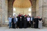 Митрополит Астанайский и Казахстанский Александр посетил строящийся собор в честь Воскресения Христова в Кокшетау 11.05.2019