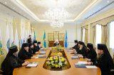 Преосвященный епископ Серапион принял участие в работе Синода Митрополичьего округа в Республике Казахстан