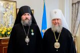 Преосвященный епископ Серапион принял участие в заседании Синода Митрополичьего округа Русской Православной Церкви в Республике Казахстан 6 октября 2019 г.