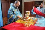 В Неделю 14-ю по Пятидесятнице, перед Воздвижением Преосвященный епископ Серапион совершил Литургию в кафедральном Михаило Архангельском соборе Кокшетау 22.09.2019