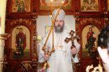 В субботу 2-й седмицы Великого поста Преосвященный епископ Серапион совершил Литургию в Михаило-Архангельском соборе Кокшетау 14.03.2020