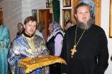 Служение Преосвященного епископа  Серапиона в Неделю 14-ю по Пятидесятнице 02.09.2018