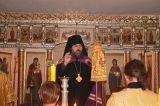 Служение Преосвященного епископа Серапиона в Неделю 19-ю по Пятидесятнице 09.10.2018