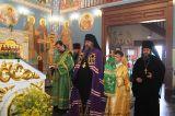 Архиерейское служение на Отдание праздника Пятидесятницы 22.06.2019