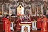 Преосвященнейший епископ Серапион посетил город Атбасар