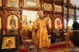 Служение Преосвященного епископа Серапиона в Рождественский сочельник 06.01.2019