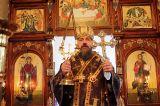Неделя Торжества Православия. Преосвященный епископ Серапион совершил Литургию в Михаило-Архангельском соборе Кокшетау 8.03.2020