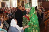 Служение Преосвященного епископа Серапиона в день памяти преподобного Амросия Оптинского 23.10.2018