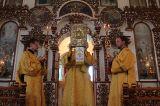 Престольный праздник отметил приход в честь Рождества Иоанна Крестителя села Запорожье 7 июля 2017 года