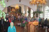 В канун праздника Святой Троицы Преосвященный епископ Серапион совершил всенощное бдение в Михаило-Архенгельском соборе Кокшетау