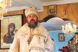 В день отдания праздника Преображения Господня Преосвященный епископ Серапион совершил Божественную литургию в храме Успения Пресвятой Богородицы города Есиль 26.08.2018 г.