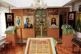 Храм преподобного Серафима Саровского, поселок Шортанды