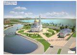 Хронология событий по строительству собора в честь Воскресения Христова в городе Кокшетау 12.04.2016 г.