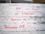 Завершается забивка именных свай под основание кафедрального собора Воскресения Христова в г. Кокшетау